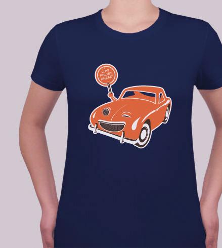 Autoslash T-shirts