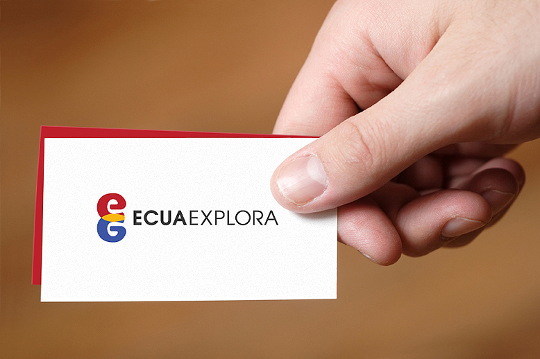 EcuaExplora logo