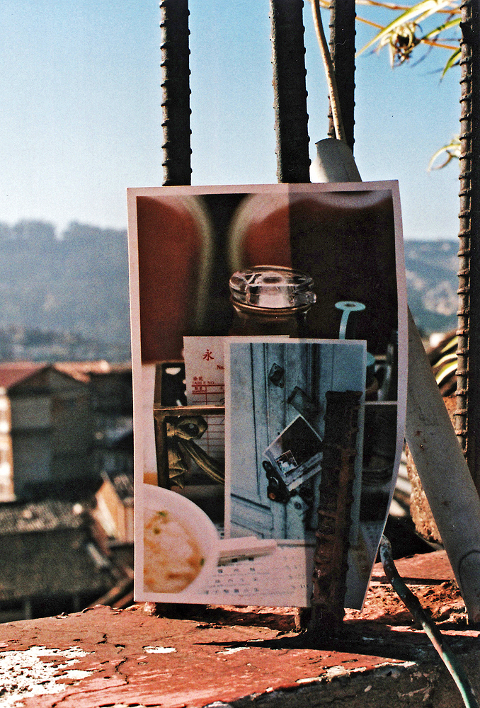 Photo in a Photo: Quito