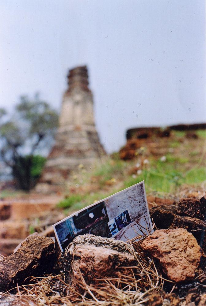 Photo in a Photo: Lopburi