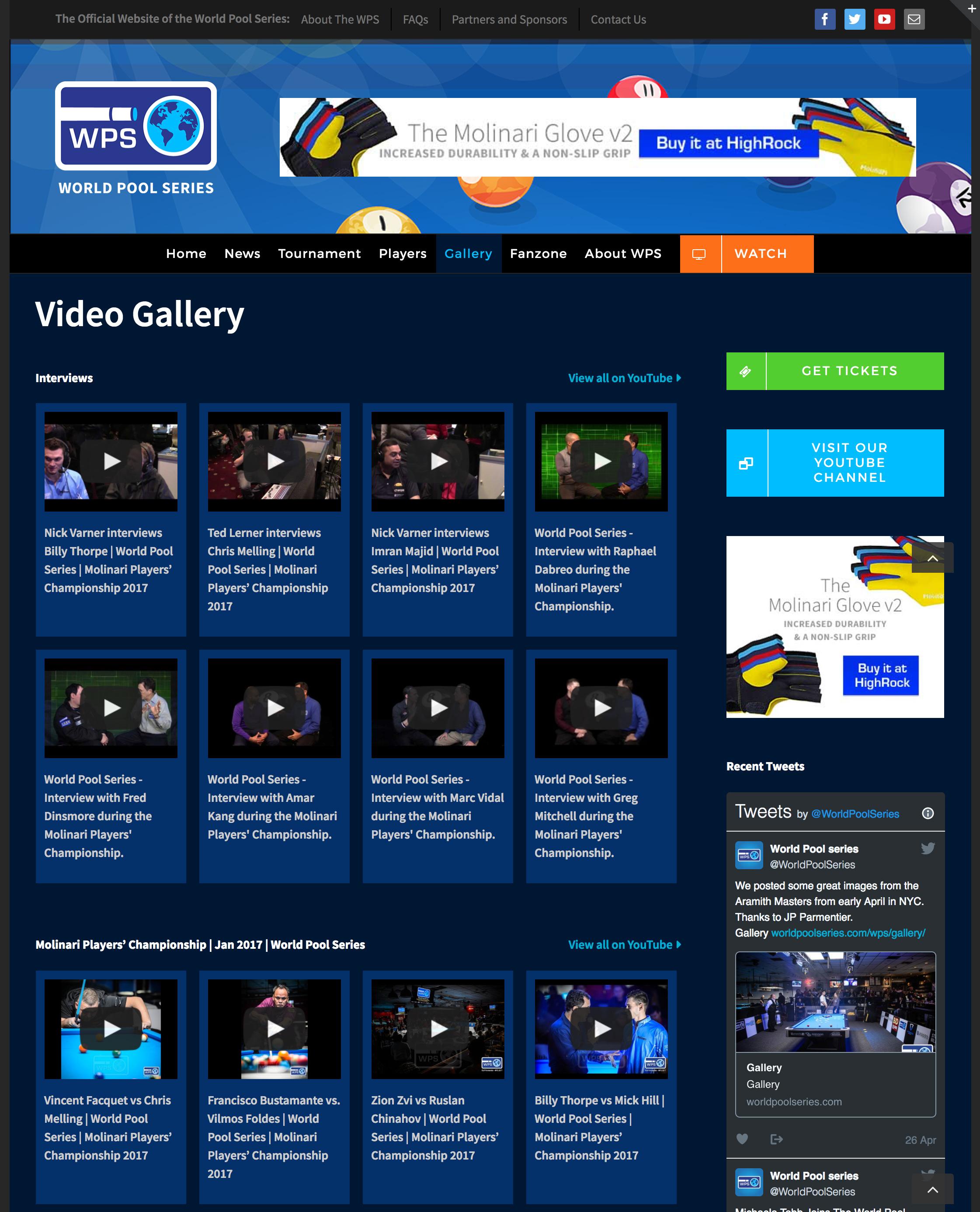 WPS videos